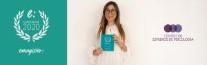 El Centro de Estudios de Psicología recibe el sello cum laude 2020 de Emagister